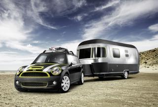 Mini Cooper Clubman - Obrázkek zdarma pro 1400x1050