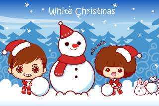 Original Christmas Background for Android, iPhone and iPad