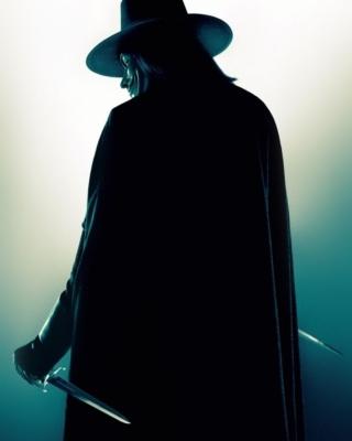V for Vendetta - Obrázkek zdarma pro Nokia Asha 503