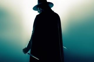 V for Vendetta - Obrázkek zdarma pro 1920x1080