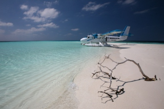 Free Maldivian Air Taxi Picture for Android, iPhone and iPad