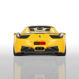 Ferrari 458 Spider from NOVITEC ROSSO - Obrázkek zdarma pro 320x320