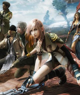 Final Fantasy XIII - Obrázkek zdarma pro 240x432