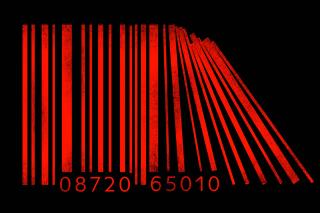 Minimalism Barcode - Obrázkek zdarma pro Android 540x960