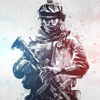 Battlefield - Obrázkek zdarma pro iPad mini 2