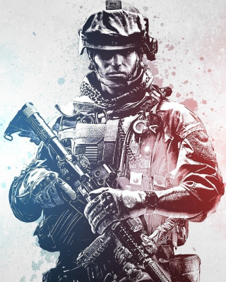 Battlefield - Obrázkek zdarma pro 360x400