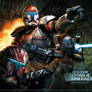 Delta Squad Star Wars - Obrázkek zdarma pro 208x208