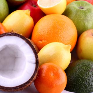 Thailand Fruits - Obrázkek zdarma pro iPad