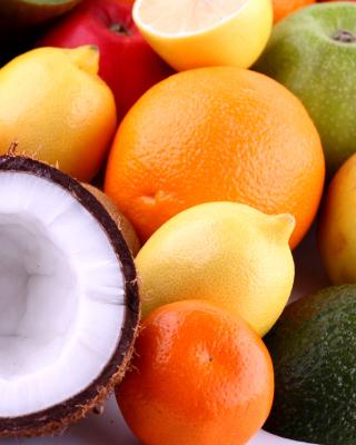 Thailand Fruits - Obrázkek zdarma pro 1080x1920