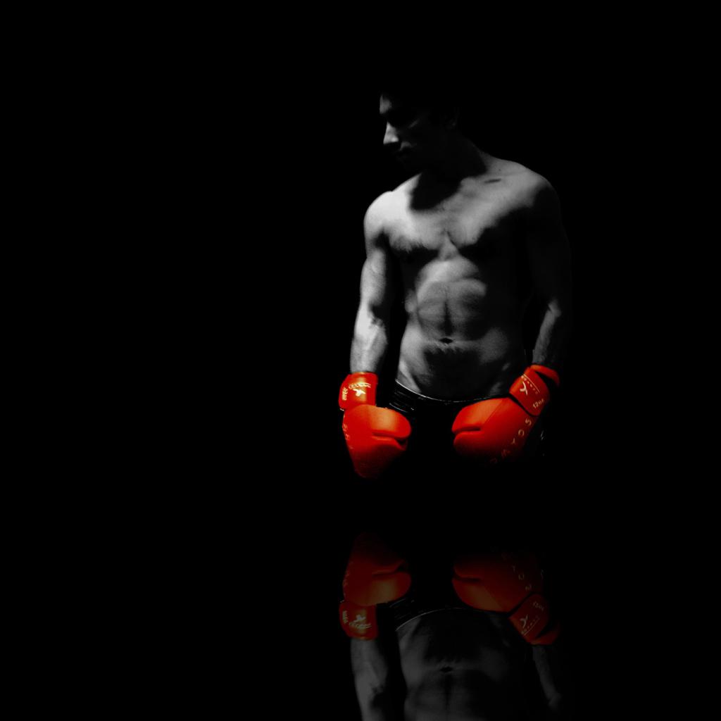 Фото боксёр на аву