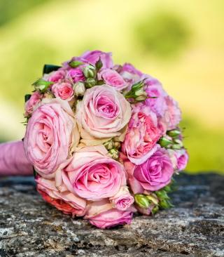 Wedding Bridal Bouquet - Obrázkek zdarma pro Nokia Asha 502