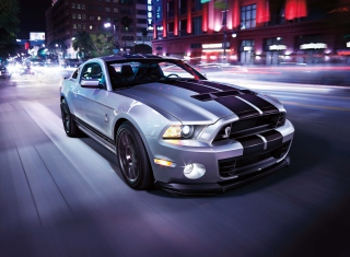 Free Shelby Mustang Picture for Android, iPhone and iPad