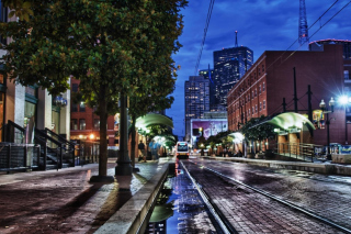 USA Texas, Dallas City Background for Android, iPhone and iPad
