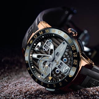 Ulysse Nardin Swiss Watch - Obrázkek zdarma pro 320x320
