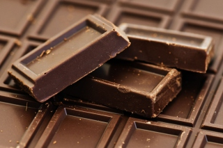 Dark Chocolate Background for Android, iPhone and iPad