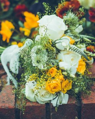 Bridal Bouquet - Obrázkek zdarma pro Nokia Asha 203