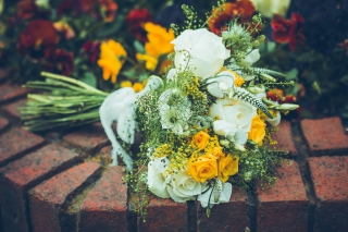 Bridal Bouquet - Obrázkek zdarma pro Nokia C3