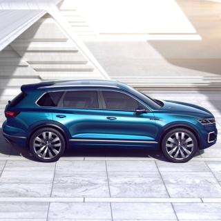 Volkswagen T Prime Concept GTE - Obrázkek zdarma pro iPad mini 2