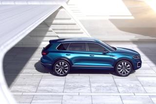 Volkswagen T Prime Concept GTE - Obrázkek zdarma pro Sony Xperia Z2 Tablet