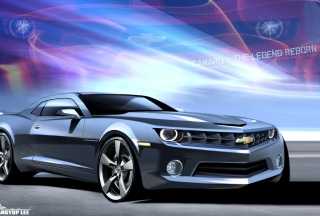 Chevrolet Camaro sfondi gratuiti per cellulari Android, iPhone, iPad e desktop