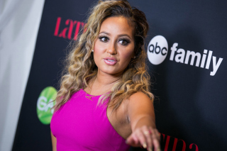 Adrienne Bailon Background for Android, iPhone and iPad