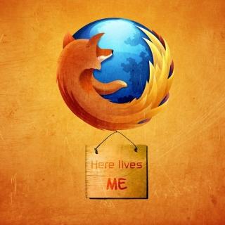 Firefox Internet Shield - Obrázkek zdarma pro 1024x1024