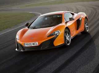 Mclaren Picture for Android, iPhone and iPad