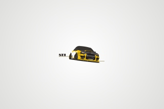 Subaru STI Background for Android, iPhone and iPad