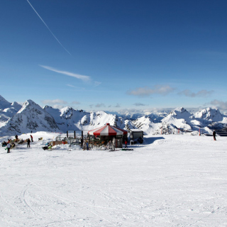 Obertauern - Obrázkek zdarma pro 320x320