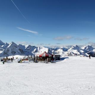 Obertauern - Obrázkek zdarma pro iPad mini