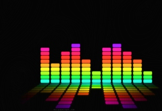 Colorful Beats Picture for Android, iPhone and iPad