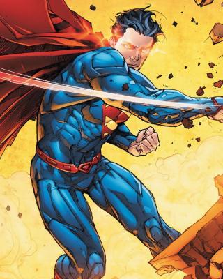 Superman - Obrázkek zdarma pro Nokia C7