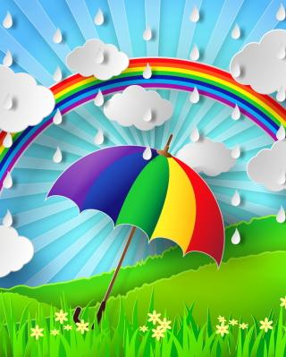 Rainy Day - Obrázkek zdarma pro iPhone 4S