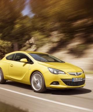 Opel Astra GTC - Obrázkek zdarma pro Nokia C5-06