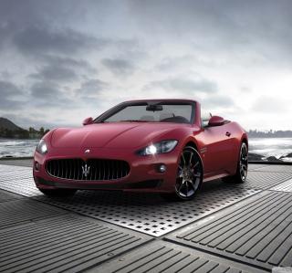 Maserati Grancabrio Sport - Obrázkek zdarma pro iPad mini 2