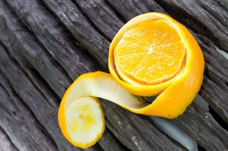 Free Yellow Citrus Picture for Android, iPhone and iPad