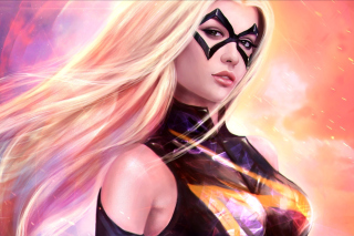 MS Marvel - Obrázkek zdarma pro 800x600