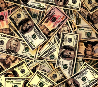 Billion Dollars - Obrázkek zdarma pro 1024x1024