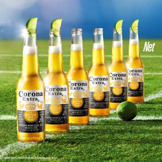 Corona Extra Beer - Obrázkek zdarma pro 128x128