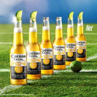Corona Extra Beer - Obrázkek zdarma pro iPad mini 2