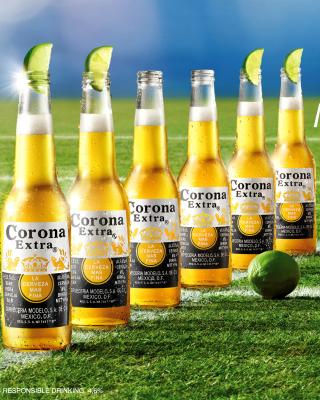 Corona Extra Beer - Obrázkek zdarma pro 360x400