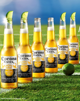 Corona Extra Beer - Obrázkek zdarma pro Nokia Asha 203
