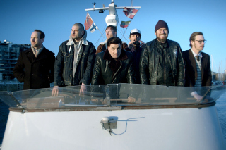 Lilyhammer Gang Background for Android, iPhone and iPad
