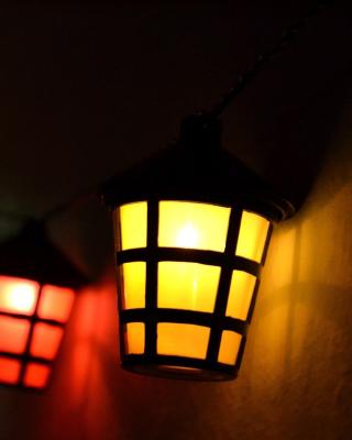 Lamps Lights - Obrázkek zdarma pro Nokia Asha 202