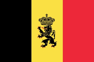 Belgium Flag and Gerb Wallpaper for Android, iPhone and iPad