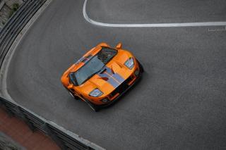 Ford GT40 - Obrázkek zdarma pro HTC One