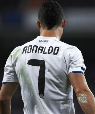 Cristiano Ronaldo - Obrázkek zdarma pro Nokia X2