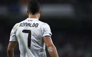 Cristiano Ronaldo - Obrázkek zdarma pro 220x176