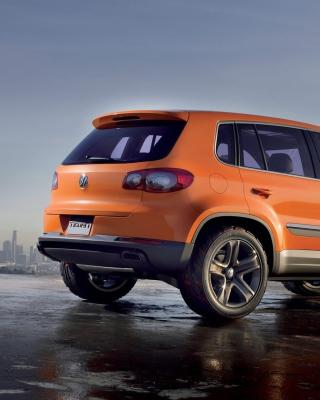 Volkswagen Tiguan - Obrázkek zdarma pro 240x320