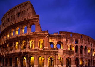 Rome Colosseum Antient Picture for Android, iPhone and iPad